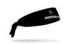 Vanderbilt University: Wordmark Black Tie Headband