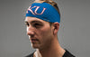 University of Kansas: White KU Royal Headband