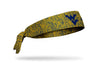 West Virginia University: Logo Heathered Tie Headband