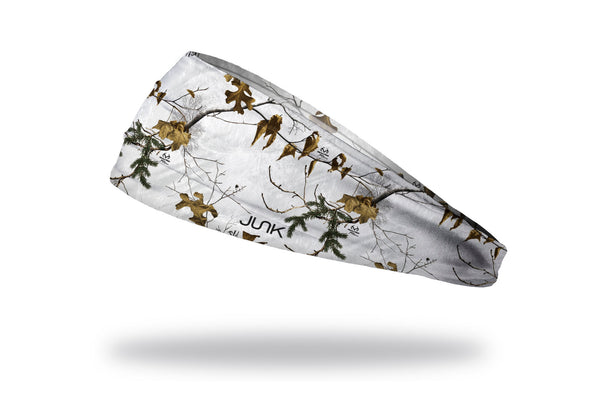 REALTREE AP® Snow Camo Headband