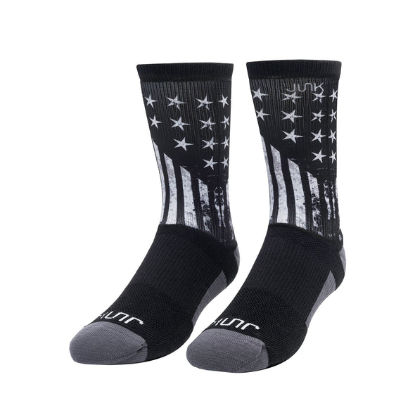 Shifting Force Crew Sock