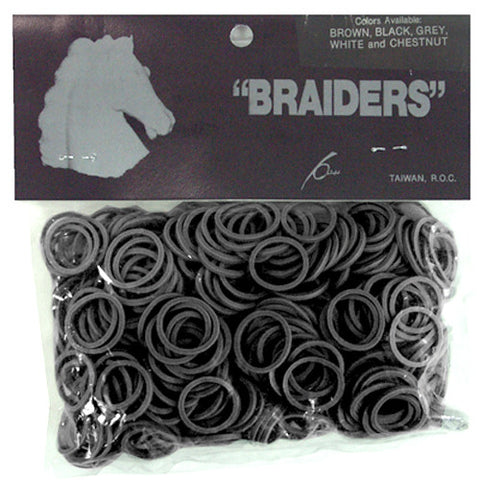 Braid Bands - Black