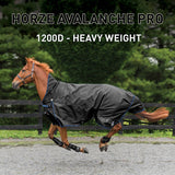 Horze Supreme Avalanche 1200D Heavy Weight Turnout