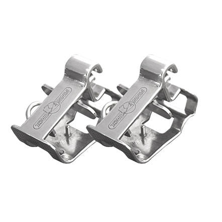 QH couplers, stainless steel, with FT-logo