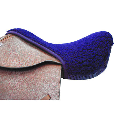 Non Slip Fleece Seat Saver - English
