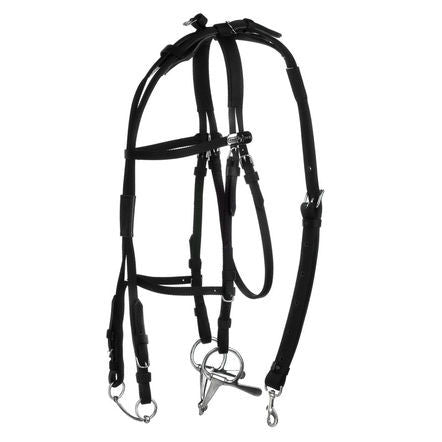 American Open Bridle, Synthetic