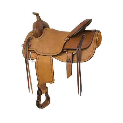 PARKER COUNTY CUTTER BY BILLY COOK SADDLERY