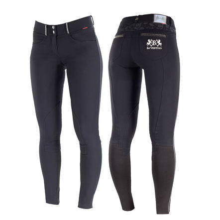 B Vertigo Kimberley Women's Knee Patch Breeches