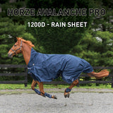 Horze Supreme Avalanche 1200D Lite Weight Turnout