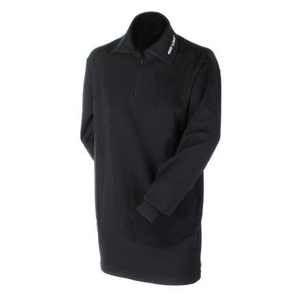 Finn-Tack turtle neck shirt with zipper