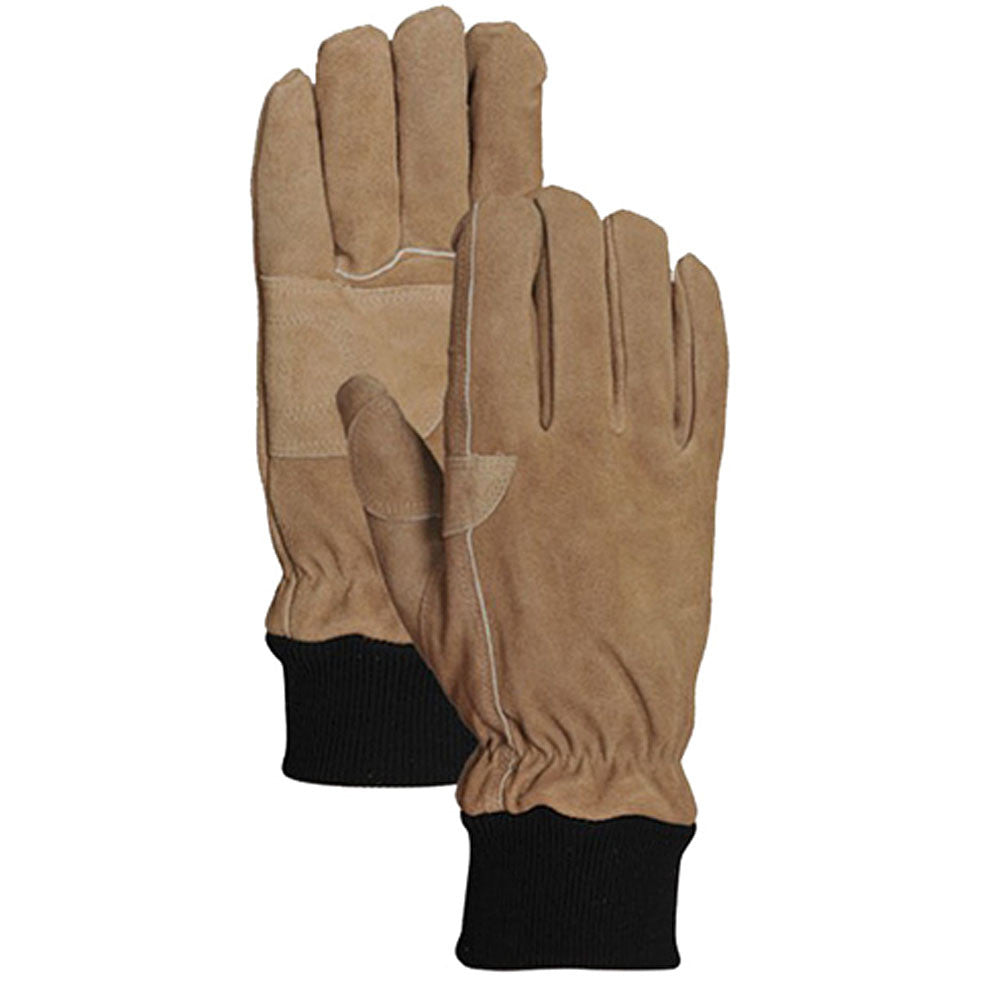 Bellingham Mens Insulated Leather Work Glove