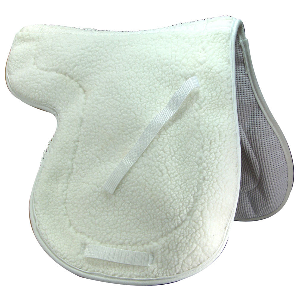 All Purpose Fleece Non Slip Saddle Pad