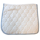 Quilted Dressage Saddle Pad