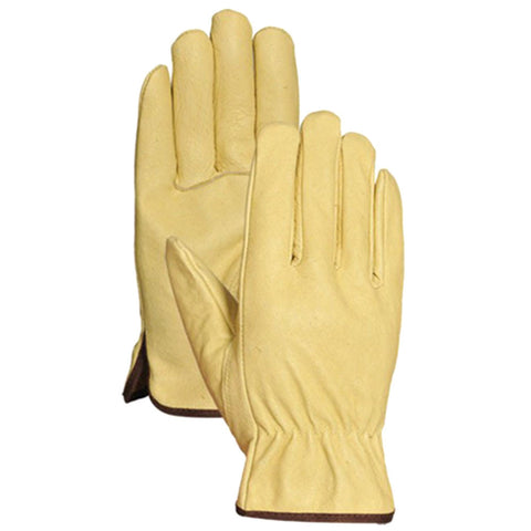 Bellingham Mens Pigskin Leather Driving | Work Glove