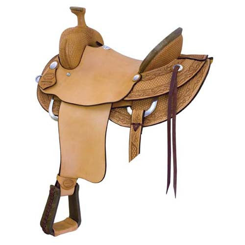 HIGH RIVER RANCH ROPER BY BILLY COOK SADDLERY