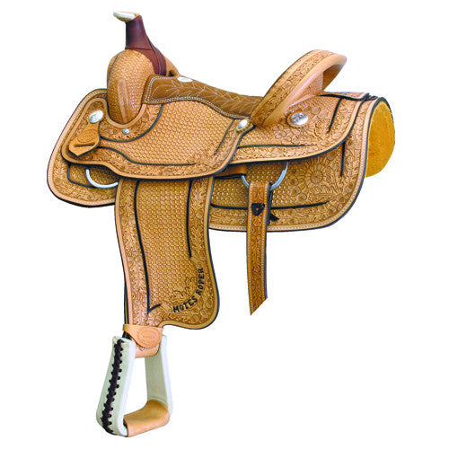 MOTES FULL WAFFLE ROPER BY BILLY COOK SADDLERY
