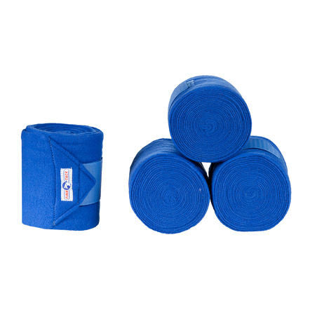 Finn-Tack fleece bandages (4 pcs)
