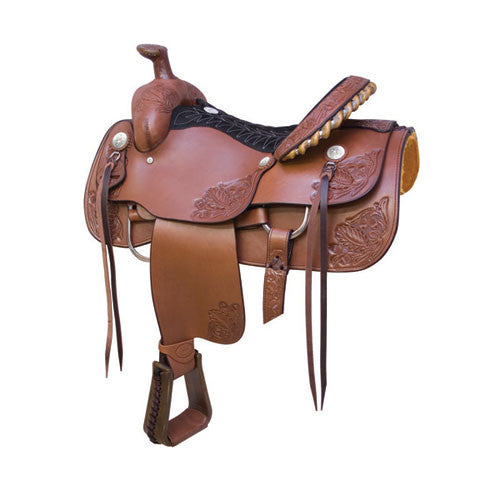 ROUND ROCK ROPER BY BILLY COOK SADDLERY