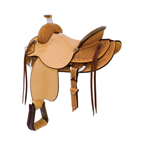SHERIDAN RANCH ROPER BY BILLY COOK SADDLERY