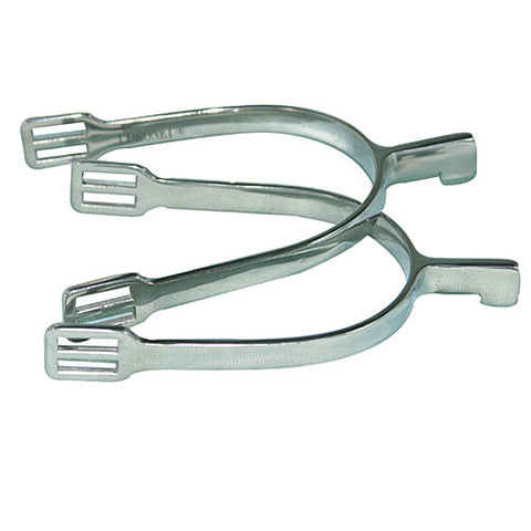 Hammer Head Hunt End Spurs - Ladies 1""