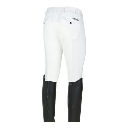 Horze Grand Prix Full Seat Breeches, Men's