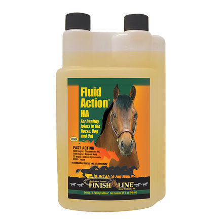 Finish Line Fluid Action HA Liquid, 946 ml