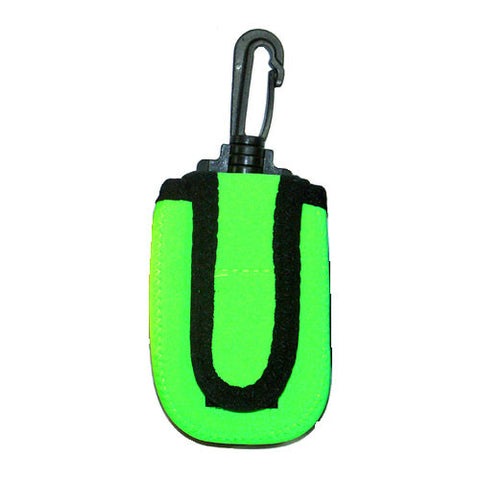 Cell Phone Case Clip On Neon Green