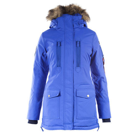 Horze Brooke Women's Long Parka Jacket