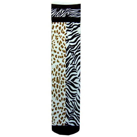 Intrepid Exclusive Horse Theme Socks-Animal Print