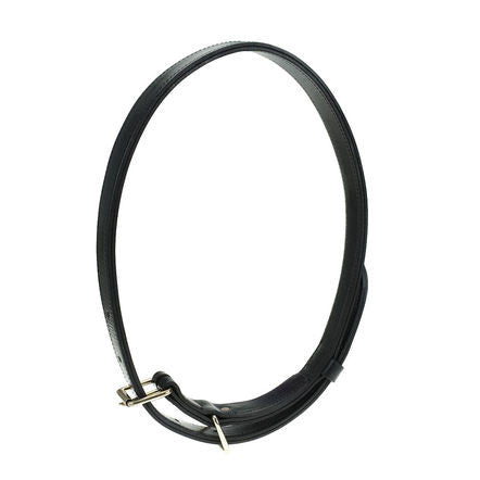 Leather collar (35mm)