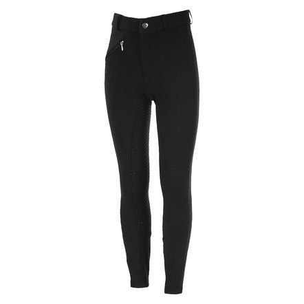 Horze Junior Active Silicone Grip Full Seat Breeches