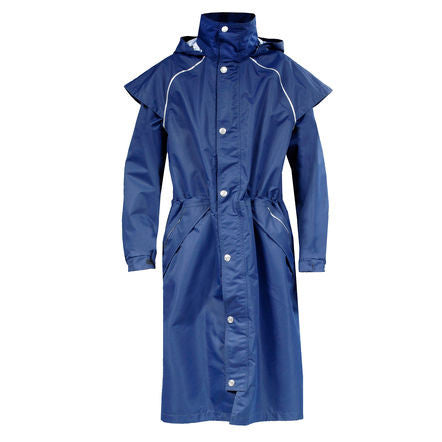 Horze Arden, technical unisex long rain coat