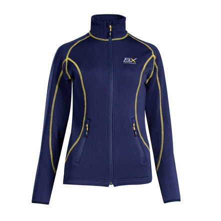 B Vertigo Xandio BVX Women's Fleece-Lined Jacket