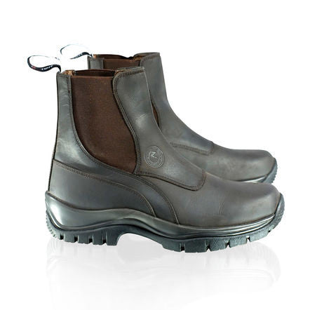 Horze Sporty Rugged Paddock Boots