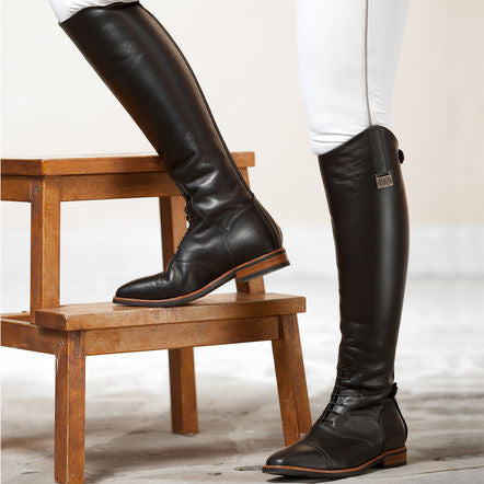 B Vertigo Annie - Women's Classic Leather Boots