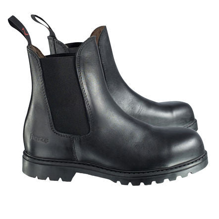 Horze Safety Paddock Boots, Junior's