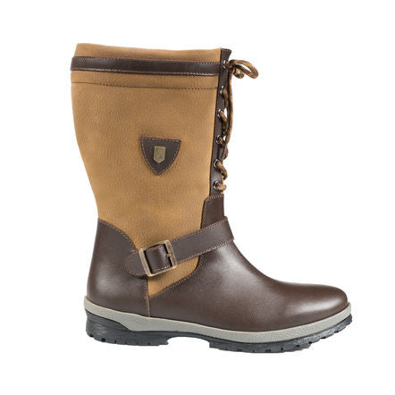 Horze Crescendo Barron Lace-Up Waterproof Boots