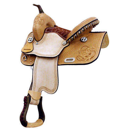 TANYA STEINHOFF RACER BY BILLY COOK SADDLERY