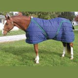 Snuggie Mini Stable Blanket Navy