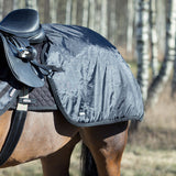 Horze Supreme Dark Reflective Safety Riding Rug