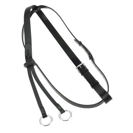 Horze Leather Martingale