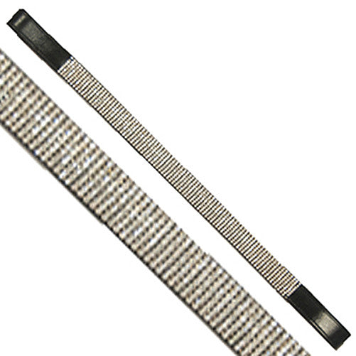 Fancy Wide Crystal Center Brow Band
