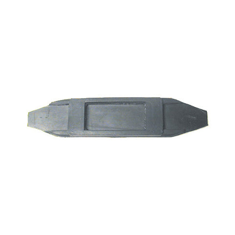 Rubber Curb Chain Protector