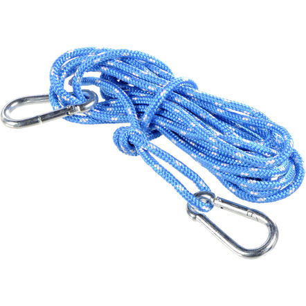 Rope for breast collar