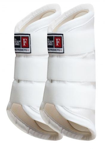 Bar F Ballistic Nylon Splint Boots