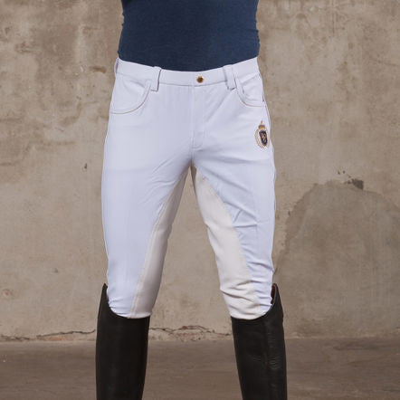 B Vertigo Aron Men's Full Seat Breeches