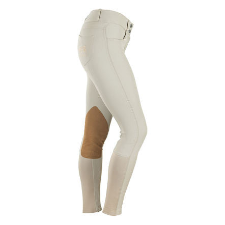 B Vertigo Kimberley Show Knee Patch Breeches