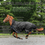 Horze Supreme Avalanche 1200D Medium Weight Turnout