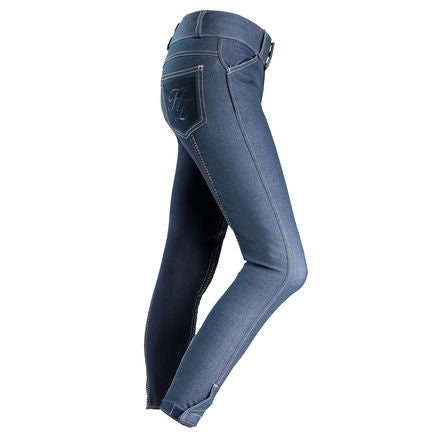 Horze Silvia Junior Full Seat Breeches