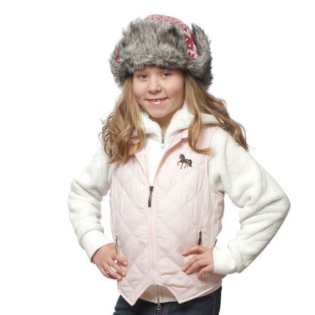 Horze Happy-Go-Lucky Children's Quilted Vest